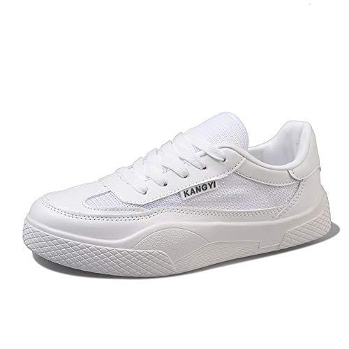 AdeeSu Urethane SDC05601 Shoes Solid Womens Walking White Casual Toner rawxHrfqO
