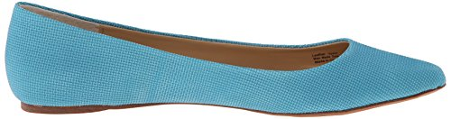 Joes Jeans Womens Kitty Iv Ballet Flat Turquoise