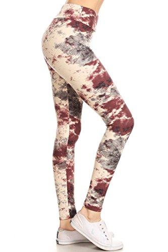Yoga Leggings Made In Mars (LYR-N373)