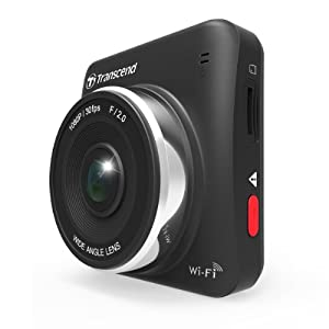 Transcend 16GB DrivePro 200 Car Video Recorder with Adhesive Mount (TS16GDP200)