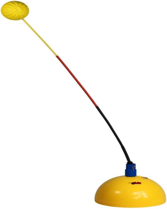 WJTHH Artefacto de Tenis de Mesa de Auto-Entrenamiento para niños y Adultos, Equipo de Fitness, máquina de Pelota, Dispositivo de Entrenamiento de Tenis de Mesa, Deporte en casa