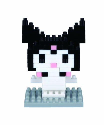 Nanoblock NBCC-07KUROMI Hello Kitty  Sanrio by kawada NBCC-007