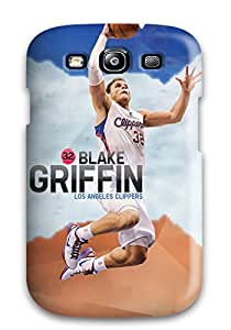Paul Jason Evans's Shop New Style los angeles clippers basketball nba (11) NBA Sports & Colleges colorful Samsung Galaxy S3 cases 1638319K953170412
