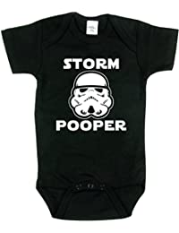 Funny Baby Bodysuits, Humorous Baby Showers Gifts, Storm...