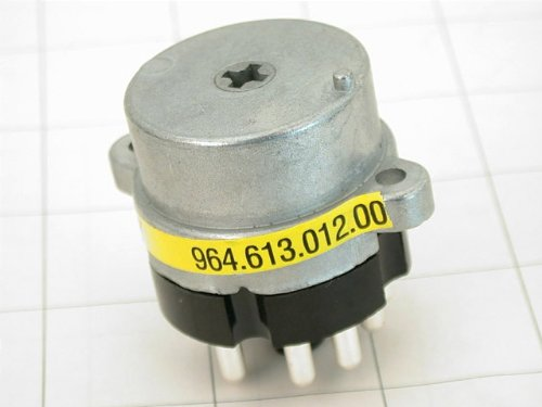 for Porsche (select 70-98 models) Ignition Switch GENUINE (1989 Porsche 964 Carrera 4 For Sale)
