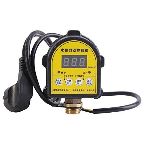 220V Digital LCD Water Pump Pressure Control Switch Automatic Pressure Controller Switch