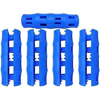 BONUS SNAPPY GRIP Egonomic Replacement Bucket Handles 12 LIGHT BLUE