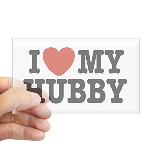 i love my husband bumper sticker - 8