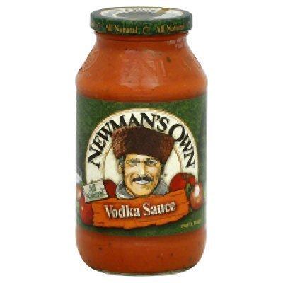 NEWMAN'S OWN Vodka Pasta Sauce - 24 FZ - CS x12 by Newman's Own