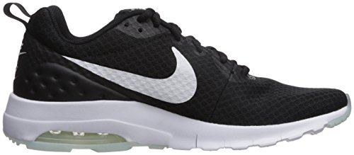 Nike Womens Air Max Motion Lw Scarpe Da Corsa Multicolore (011 Negro Bco)