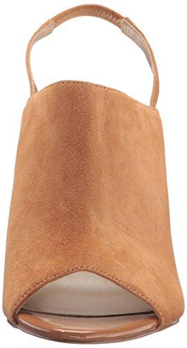Dress Pump Calvin Sabeen Klein Caramel Women's 6qqFTwB7