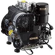 Kohler Four-Stroke Air-Cooled Diesel Engine - 25.2 HP, Group 8 Interchange Shaft, Model# PA-KD62525002