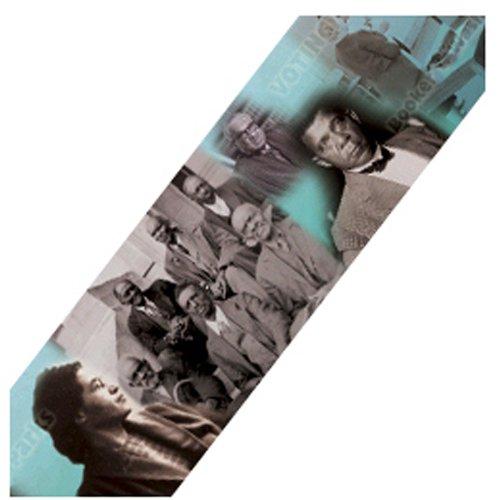 Edupress Black History Straight Border Trim (EP63215) (Border Wallpaper Toys)