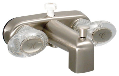 Phoenix PF223461 Catalina 4in Bath Faucet, Brushed Nickel