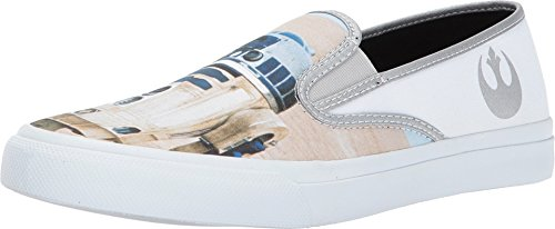 SPERRY Unisex Star Wars Cloud Slip-On Droids 11 Women / 10 Men M US Medium]()
