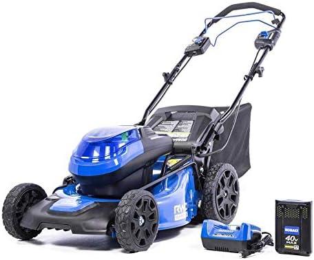 Amazon.com: Kobalt KMP 5040-06 - Cortacésped eléctrico ...