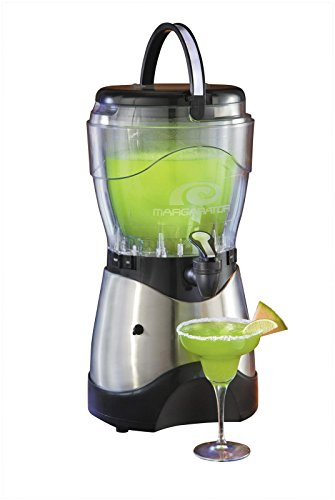Nostalgia HSB590 1-Gallon Stainless Steel Margarita & Slush Maker