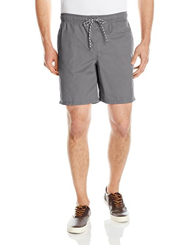 Amazon Essentials Men's Drawstring Walk Short, Grey, X-Large