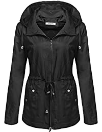 Women's Raincoats | Amazon.com