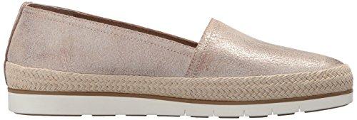 Donald J Pliner Womens Palm Sneaker Taupe Metallic