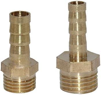 異なるタイプ ホース 継手 接続用 アダプタ 黄銅