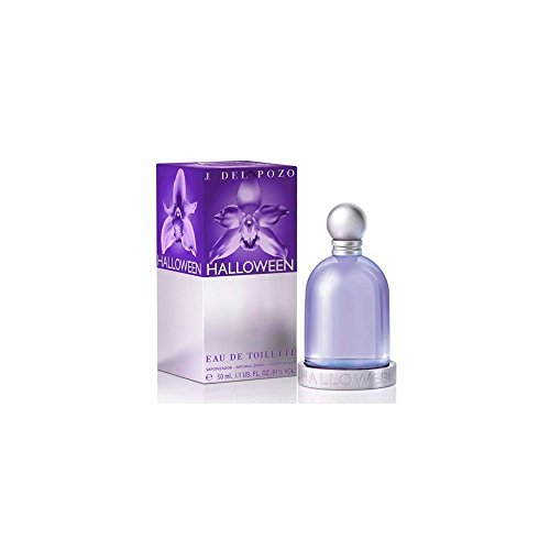 Halloween Women Eau De Toilette Spray by J. Del Pozo, 1.7 -