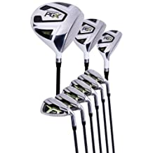 Pinemeadow Golf PGX Set, Driver, 3 Wood, Hybrid, 5-PW Irons, Right Handed