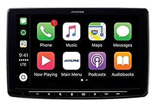 """Alpine iLX-F309TCM HALO9 9"""" Receiver for Toyota Tacoma 2016 and up - Compatible with Apple CarPlay and Android Auto (No-CD) (B07KS2JHWT) 