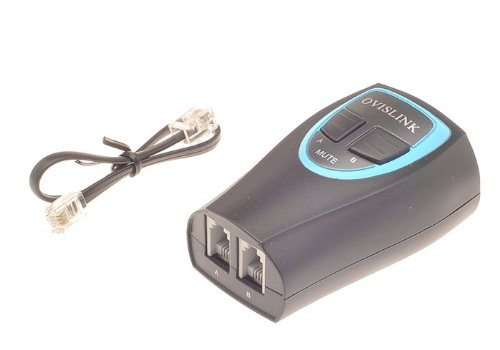 Ovislink Call Center Headset Training Adapter