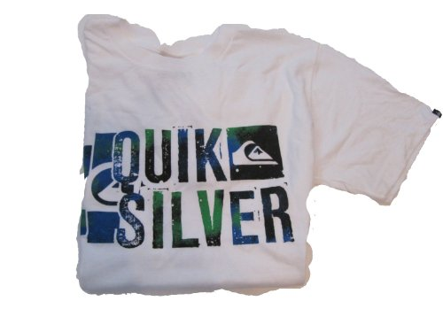 Quick Silver T-shirt S|s Boys Size Large