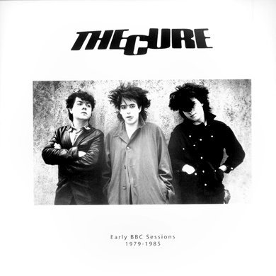 The Cure - The Cure Early Bbc Sessions 1979-1985 2lp - Zortam Music