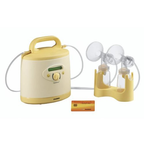 Medela Symphony Breast Pump Electric and Rechargeable Bat...
