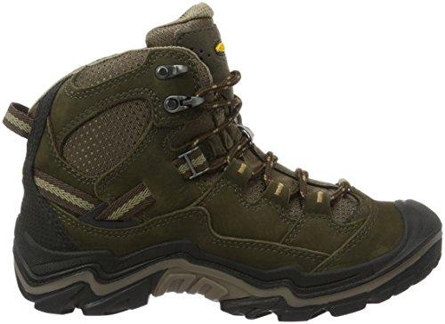 Keen Damen Durand Mid Trekking-& Wanderstiefel, Braun (Cascade Brown/Shitake), 37 EU