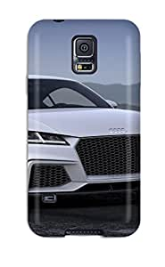 LuisReyes6568776's Shop 4162080K79759877 Protection Case For Galaxy S5 / Case Cover For Galaxy(audi Concept 5)