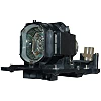 Lutema DT01021-P01 Hitachi CPX2010LAMP Replacement LCD/DLP Projector Lamp (Philips Inside)