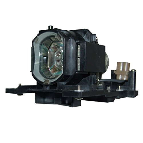 - Lutema DT01021-P01 Hitachi CPX2010LAMP Replacement LCD/DLP Projector Lamp (Philips Inside)
