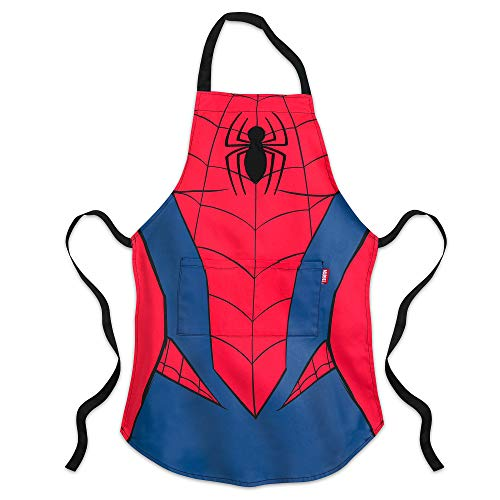 Marvel Spider-Man Apron for Kids - Disney Eats]()