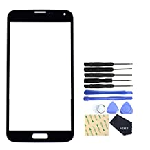 VEKIR Glass Repair Screen for Samsung GALAXY S5 Neo G903 G903F G903W(BLACK)