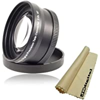 52MM 2.0x Telephoto High Definition Lens for NIKON DSLR D7100 D7000 D5100 D5200 D3100 D40 D60 D80 D300 D600 D800 D3200