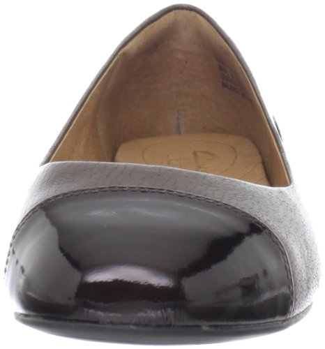 Clarks Womens Valley Moon Flat Bronze