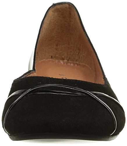 JONAK Disse - Zapatos atados al tobillo Mujer Noir (26)