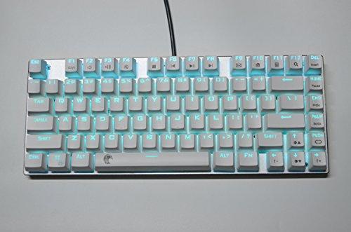 2e74d6952ad HUO JI Z88 Z-88 RGB Mechanical Gaming Keyboard, Blue Switch , LED Backlit