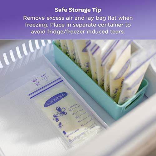 Lansinoh Breastmilk Storage Bags, 100 count