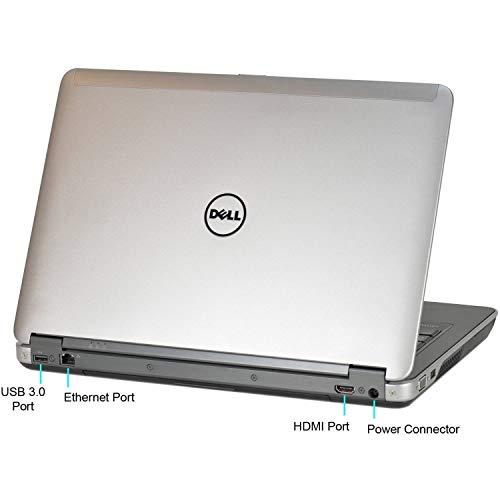 Dell Latitude 2018, E6440 Business High Performance 14in Laptop, Intel Core i5-4300M Processor up to 3.3GHz, 8GB RAM, DVD+/-RW, 256GB SSD, Windows 10 Professional (Renewed)