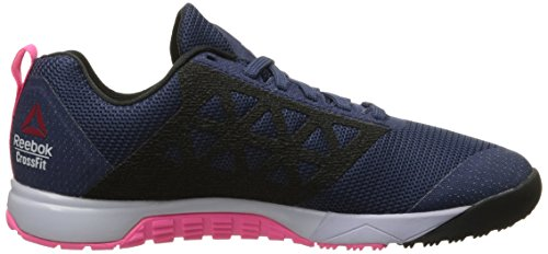 Reebok Lilac Women's Pink Ink Blue Crossfit Black Nano Lucid Poison Pewter qFqZ4O