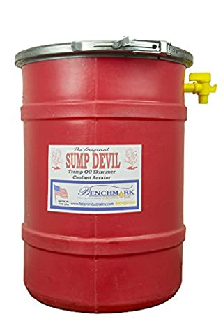 Sump Devil Coalescer Tramp Oils Removal System (Band Saw Hydraulic Cylinder)
