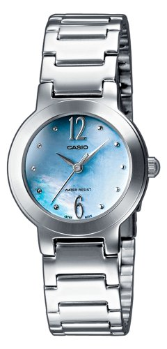 Casio Damenarmbanduhr Casio Collection LTP-1282D-2AEF