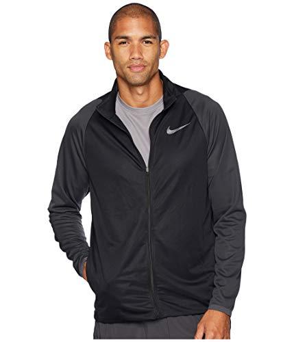 Nike Men's Dri-FIT Training Jacket, Black, X-Large