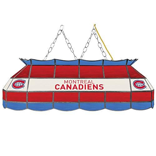 Nhl Lamp Table (Trademark Gameroom NHL Montreal Canadiens 40