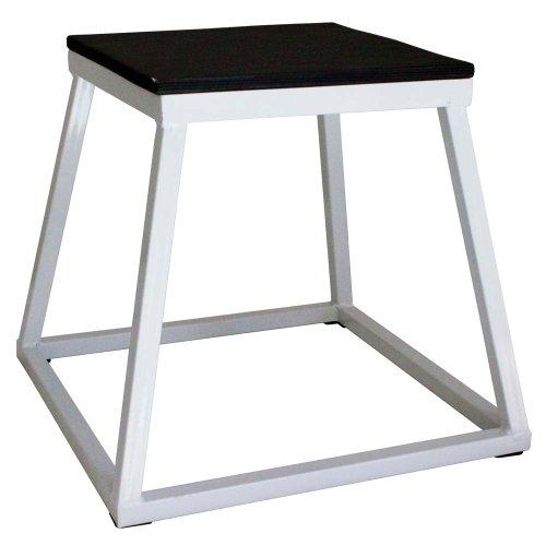 Ader Plyometric Platform Box- 18'' White by Ader Sporting Goods